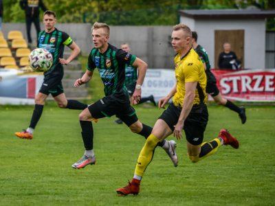 Fragment meczu Naprzód Jędrzejów - Star Starachowice
