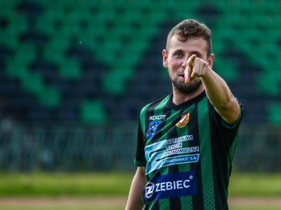 Strzelec gola Mariusz Fabjański
