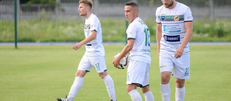 Mecz GKS Nowiny - Star Starachowice