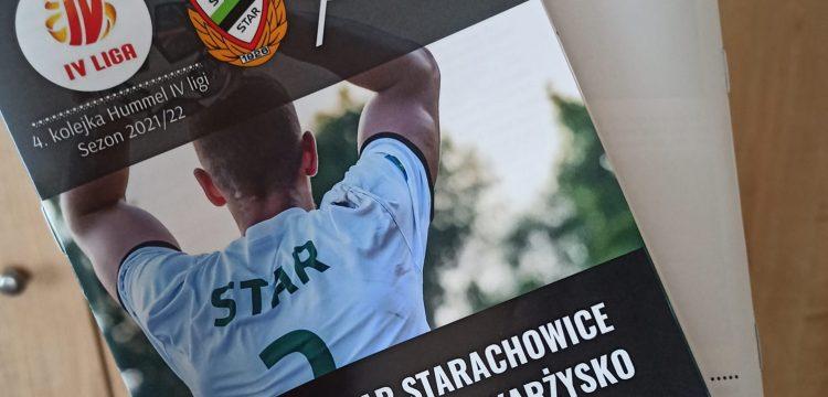 program meczowy Star Granat